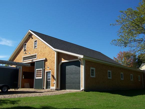 Center Hill Barns Chichester New Hampshire