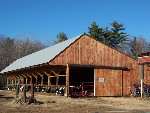 Dairy barns for Dairy barn plans
