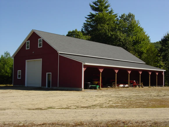 Garages and shops for Garages that look like barns
